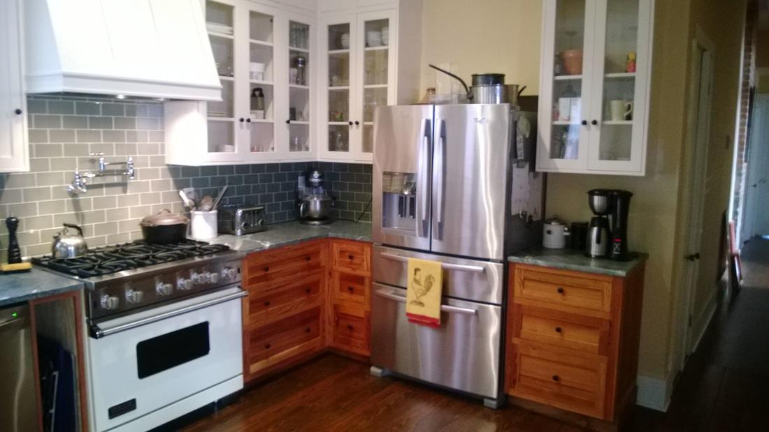 Kitchen & Bath - Gresham Woodworks - Kitchen Cabinets, Built ...