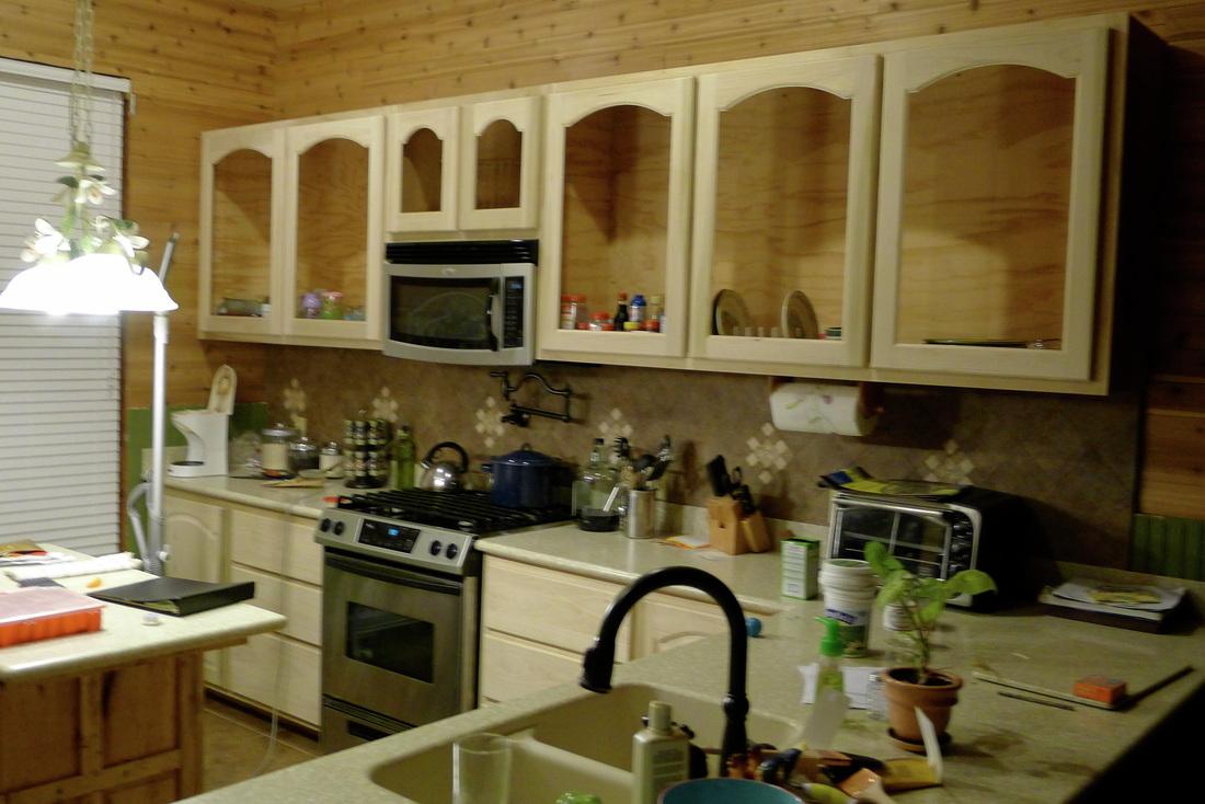 Kitchen Facelift Kitchen Bath Gresham Woodworks Kitchen Cabinets Built In